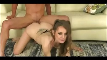 Pretty Blonde Babe Likes Fucking With Big Thick Cock Part I