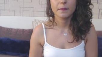Marie A Ukraine Babe Single Enjoy Herself On Camera Lady