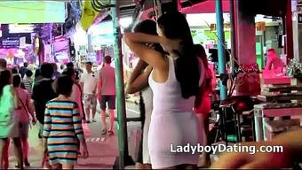Fine Ass Asian Ladyboy