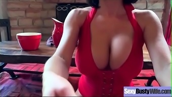 Hardcore Sex Scene With Busty Housewife (Veronica Avluv) Clip-29