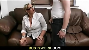 Bbw Spreads Legs For His Meat