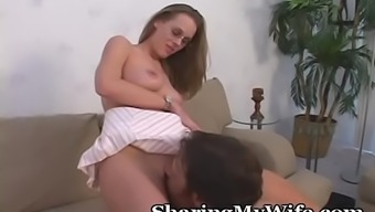 Rides A Swinger Cock