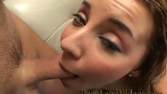 Sexy Milf Having Deepthroat Gangbang Blowjobs
