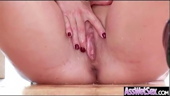 Anal Sex On Cam With Big Oiled Ass Hot Slut Girl (Shay Fox) Mov-28