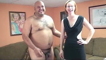Milf Layla Gives A Fat Man With A Small Dick The Best Fucking He Has Ever Had
