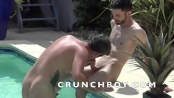 Dimitri Fucked Bareback By Romain For A Casting