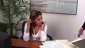 The Conversation Among Secretaries Has Almost The Termination Result, But They Would Not Have This Job Without Plan-B (Like Fuck - Inclusive Anal)