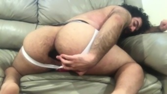 Stretching My Ass Open With Some More Toys