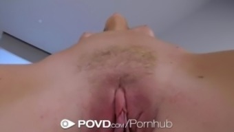 Povd Big Dick Creeper Spies On Bath Tub Blonde