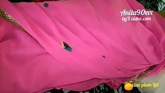Indian Anita Bhabi Ki Pink Saree Me Chudai Indian Sex Video