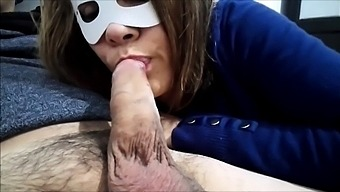 Great Blowjob And A Lot Of Cum In My Mouth Before Sleep