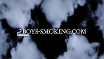 Young Gay Chris Porter Doggystyled After Smoking And Bj