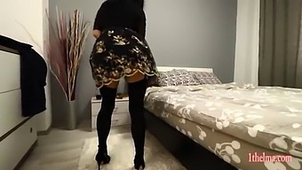 Quickie Fuck After New Eve Party In Hotel Room   Amateur Couple
