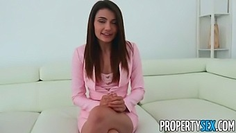 Propertysex Very Honest Real Estate Agent Learns Sex Sells
