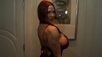 The Secret To My Strength - Muscle Domination Succubus Roleplay