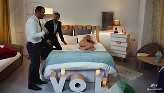 Vip Sex Vault - Stepmother Christina Shine Gets Consoled In Spanish Foursome
