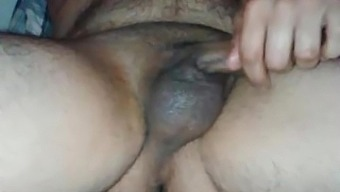 Love Strokin My Soft Pnp Cock For Hours