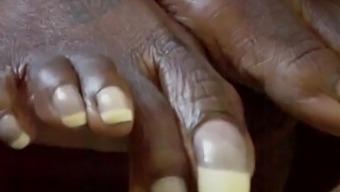 Foot Goddess Interview Long Toenail