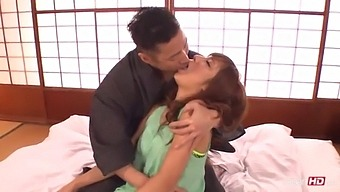 Small Boobed Japanese Teen Getting Fucked