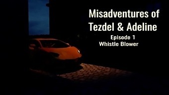 The Misadventures Of Tezdel & Adeline Episode 1 (Approved)