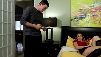 Cory Chase In Stepbrother Takes Advantage Of Stepsister