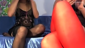 Marta Bellefleur Webcam Live Event Games With Toes And Legs