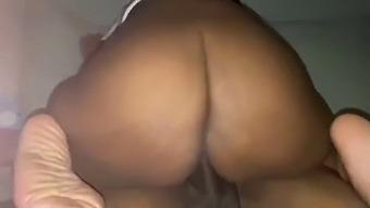 Big Juicy Fat Ass Rides Big Thick Cock