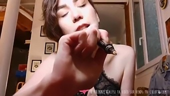 Vends-Ta-Culotte - French Babe Turns You Into Naughty Sissy