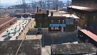 Fallout 4 Little Vegas