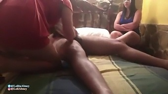 Wife Loses Bet And Must Watch Her Husband Fuck Another / Part 1 / Lolitaabney / Nicolelondrawer