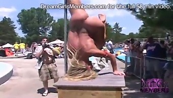 Skinny Dipping And Pussy Gaping At Nudes A Poppin