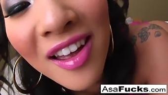 Superstar Asa Akira Is Known For Her Sloppy Bj'S