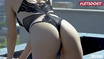 Letsdoeit - (Jillian Janson & Tyler Nixon) Afternoon Photoshoot Sex With A Horny Sexy Model