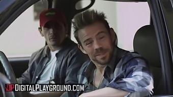 (Charley Chase, Steve Holmes) - More Cola Please Scene 3 - Digital Playground
