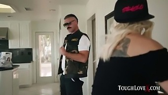 Toughlovex Bts With Busty Blonde Kenzie Taylor