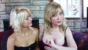 Pornstar Nina Hartley Lesbian Xxx