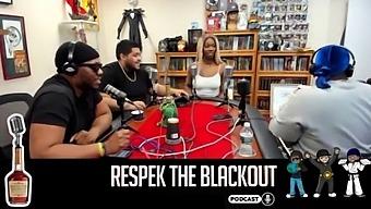 Respek The Blackout Podcast W/ Tender Montana
