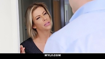 Alexis Fawx Has Big Boobs And Mature Pussy That Need To Be Filled With Cum Every Day