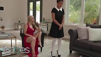 Step Mom Lessons - (Sarah Vandella, Codey Steele, Kendra Spade) - The Baroness - Babes