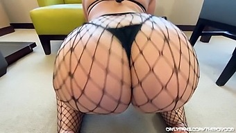 Big Booty Gia Paige Is Back And Bootyful As Ever! Tits And Ass On Deck!!