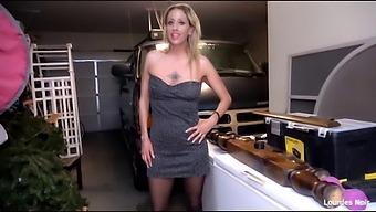 Milf Slut Blonde Mom Homewrecker Gives Smokey Blowjob Takes Load Role Play-Lourdes Noir