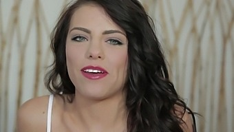 Adriana Chechik Gets Her Pussy Pounded And Swallows A Huge Cockk