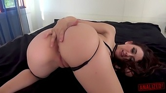 Mandy Muse Gets Her Bubble Butt Dominated By Bbc And Bwc