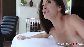 Milf Mom Fucked By Son For Cheating- Silvia Saige