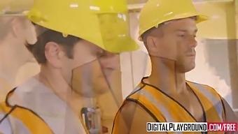 Digitalplayground - Boss Bitches Episode 3 Shay (Evans Preston Parker Ramon Nomar)