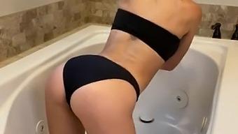 Bathtub Milf