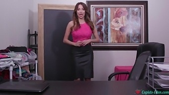 Full Scene Free - Anissa Kate Sucks Cock To Get A Greencard - French Milf - Cupids-Eden