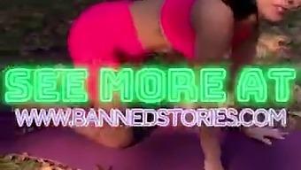 Hot Yoga Babe Alina Lopez Fucked And Creampie