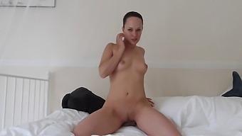 Solo Masturbation At Home.