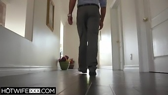 Beautiful Redhead Big Tit Wife Keely Rose Loves Big Cock